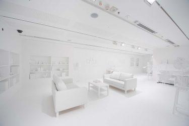Yayoi Kusama, Japan b.1929 / The obliteration room 2002 to present