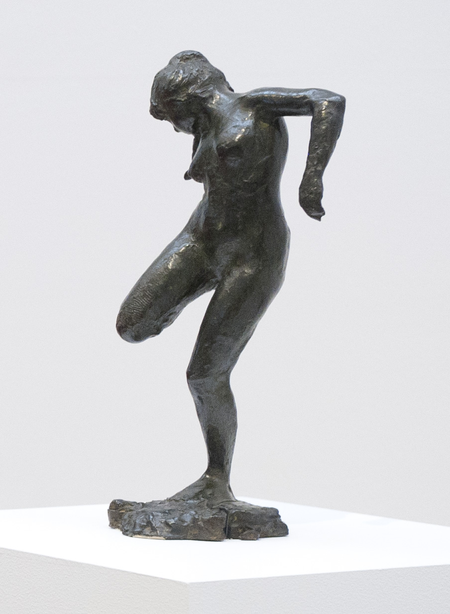 Proposed Gift Of A Degas Sculpture By The Late Artist