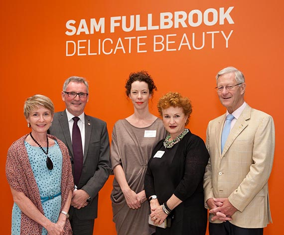 Sam Fullbrook: Delicate Beauty Foundation Preview Queensland Art Gallery
