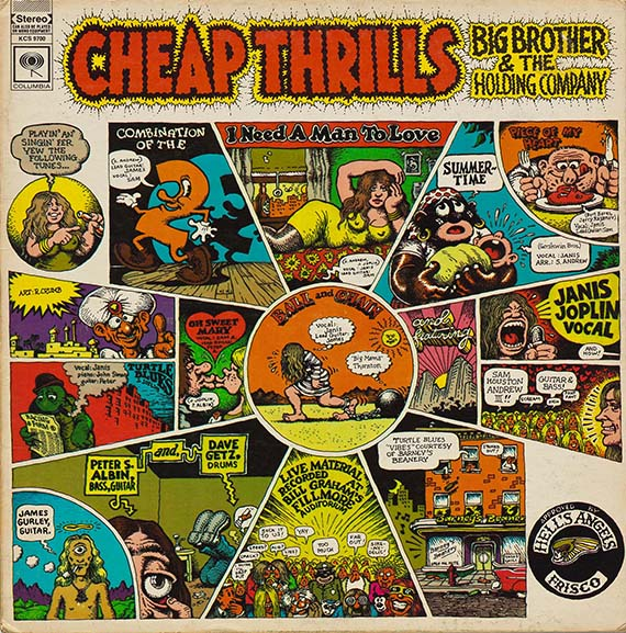 Album_BigBrotherAndTheHoldingCo_CheapThrills_QAGLibraryCollection_nharth_001