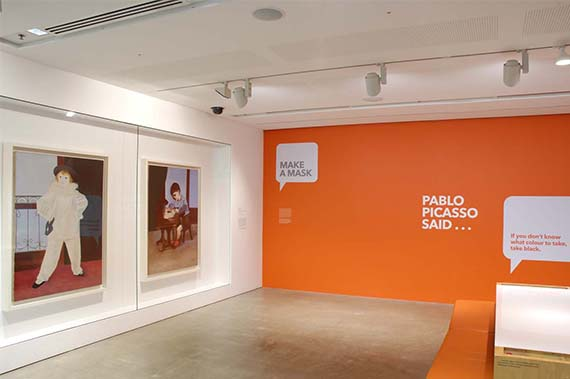 'Picasso and his Collection', Children's Art Centre