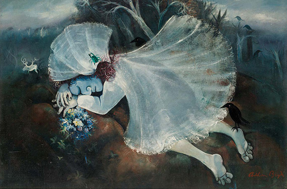 BLOG-Arthur Boyd-Sleeping bride-landing