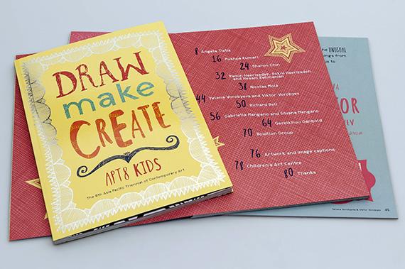 APT8CAC publicationDraw Make CreateAPT8 Kids