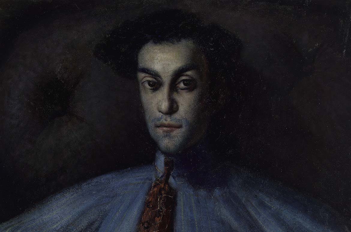 William Dobell, Australia 1899-1970 / The Cypriot 1940