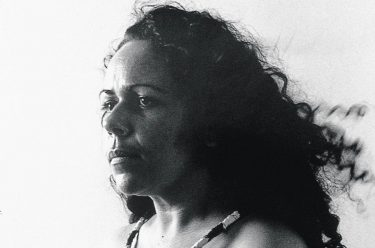 Australian art, Fiona Foley, Australia b.1964, Badtjala woman1994