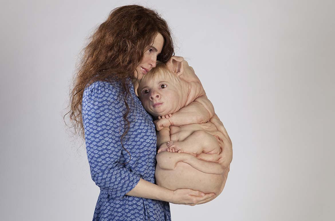 Patricia Piccinini, Australia b.1965 / The Bond 2016