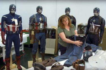 Wendy Craig, Marvel Costume Department Supervisor