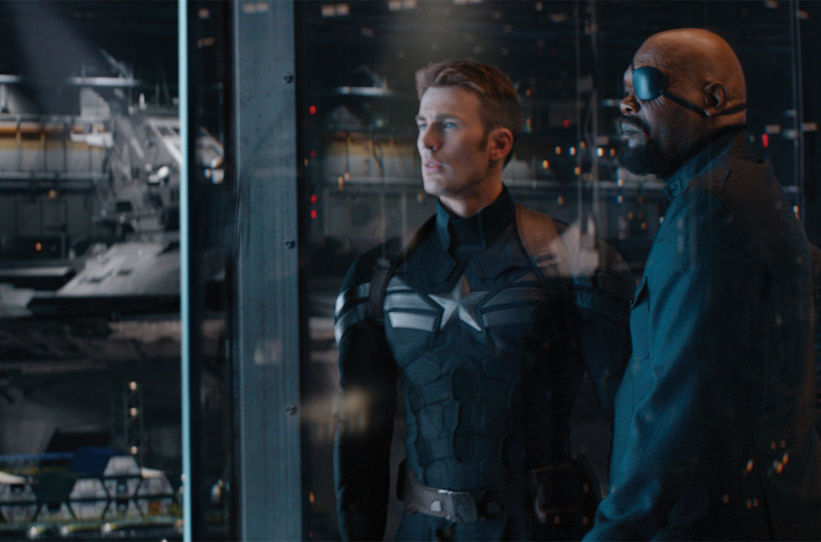 Captain America's Winter Soldier delivers action in abundance ...