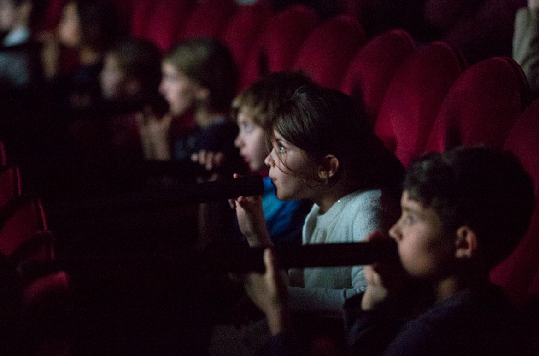 Blind Cinema