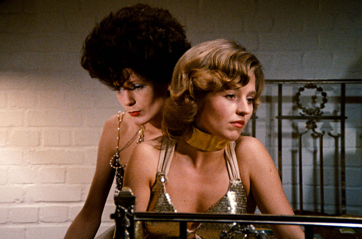 Production still from Die bitteren Tränen der Petra von Kant (The Bitter Tears of Petra von Kant) 1972 / Image courtesy: Rainer Werner Fassbinder Foundation