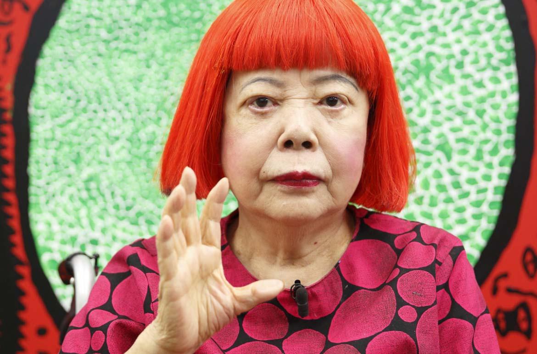 Yayoi Kusama, 2017