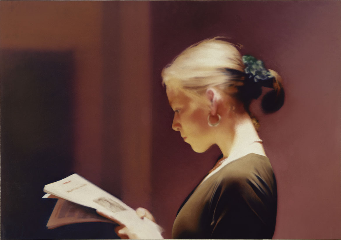 Gerhard Richter Reader (804) 1994