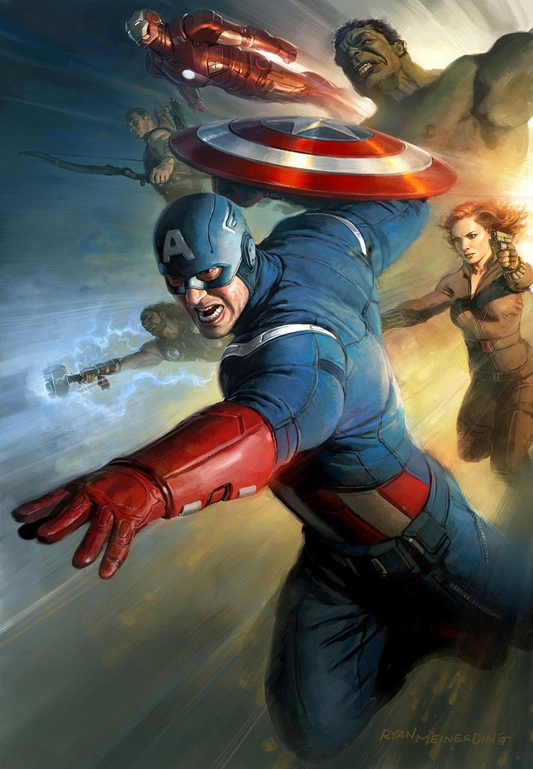 Digital-blog_Ryan Meinerding Keyframe For Marvel's The