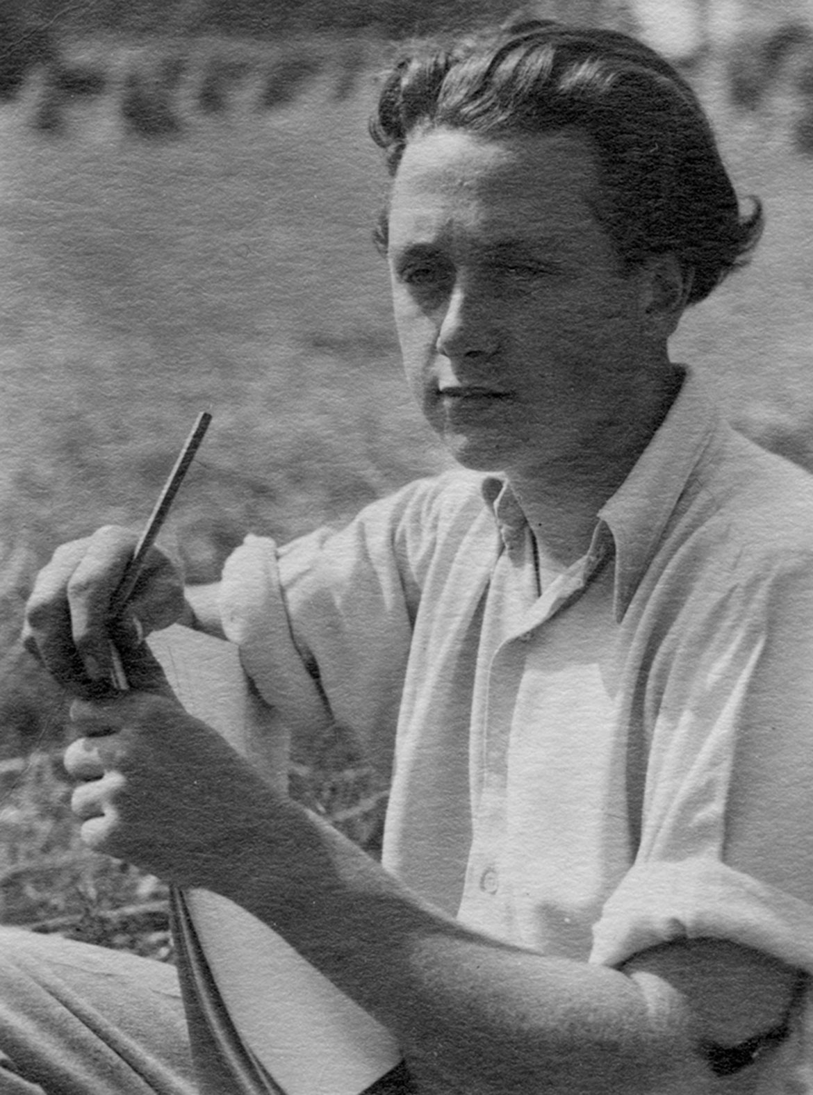 Gerhard Richter Ema