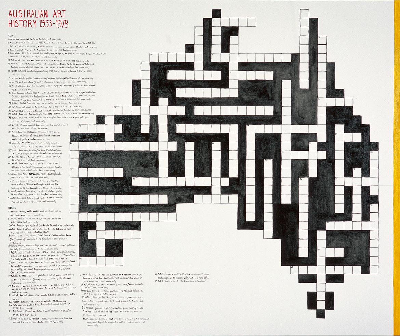 Noel McKenna, Australia b.1956 / Australian Art History 1933–1978 2004